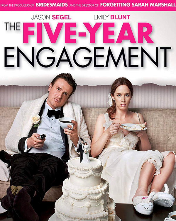 The Five-Year Engagement (2012) [iTunes HD]
