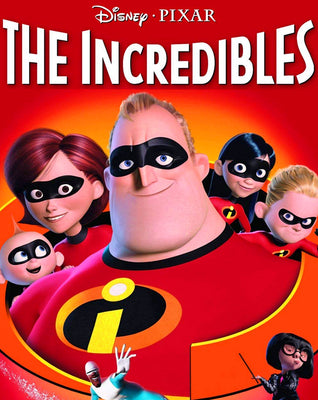The Incredibles (2004) [Ports to MA/Vudu] [iTunes 4K]
