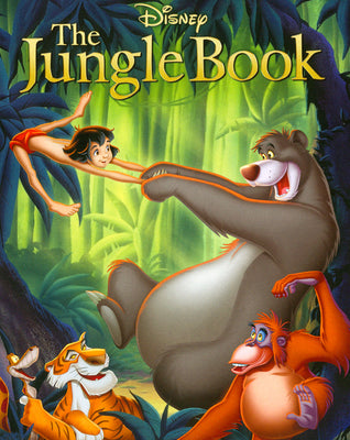 The Jungle Book (1967) [GP HD]