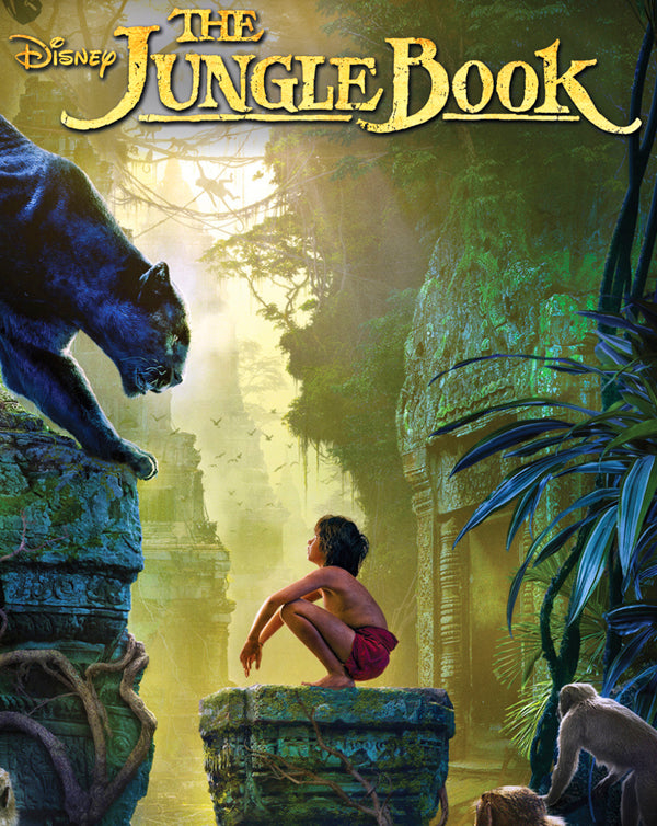 The Jungle Book (2016) [MA 4K]