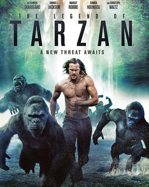 The Legend of Tarzan (2016) [MA HD]