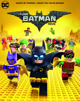 The Lego Batman Movie (2017) [MA 4K]