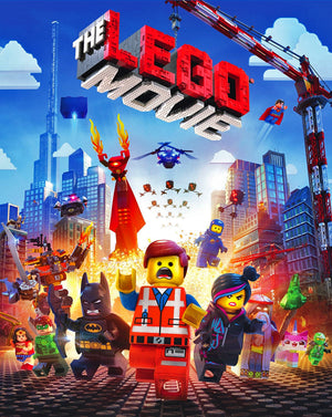 The Lego Movie (2014) [MA 4K]