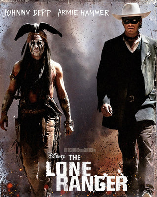 The Lone Ranger (2013) [MA HD]