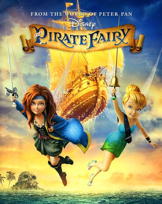 The Pirate Fairy (2014) [GP HD]