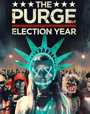 The Purge: Election Year (2016) [Ports to MA/Vudu] [iTunes 4K]