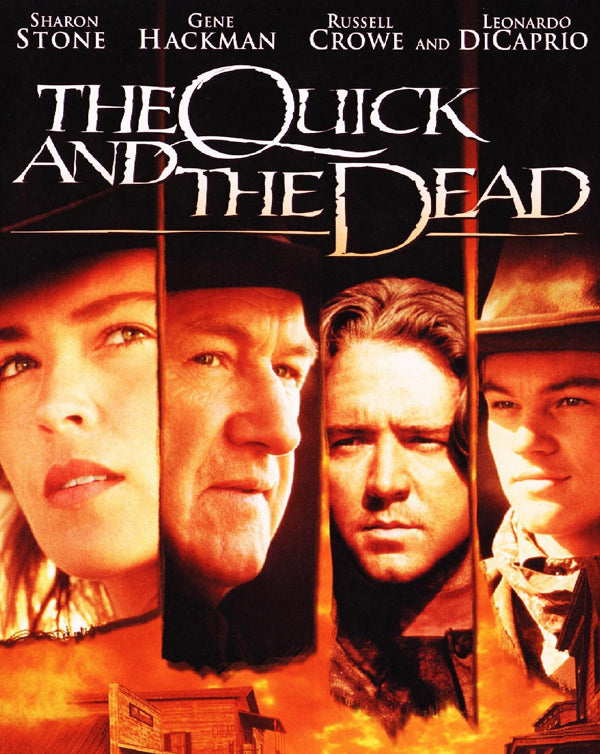 The Quick and the Dead (1995) [MA 4K]