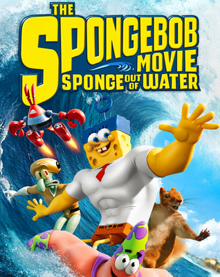 Spongebob Movie: Sponge Out Of Water (2015) [Vudu HD]