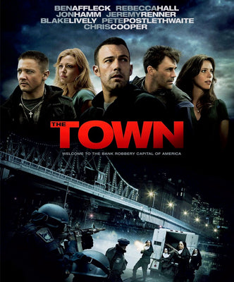 The Town (2010) [MA 4K]