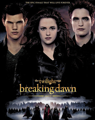 The Twilight Saga Breaking Dawn Part 2 (2012) [T5] [Vudu HD]