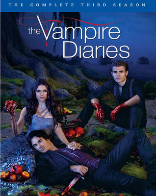 The Vampire Diaries Season 3 (2011) [Vudu HD]