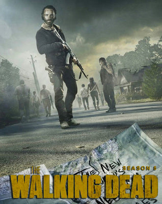 The Walking Dead Season 5 (2014) [Vudu HD]