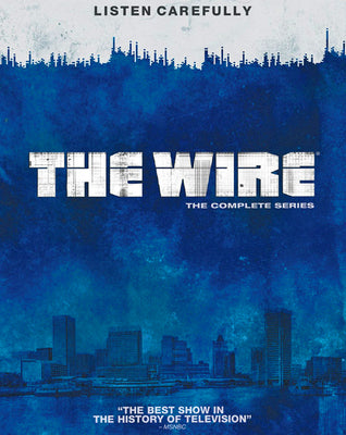 The Wire The Complete Series (Season 1-5) (2002,2003,2004,2006,2008) [Vudu HD]