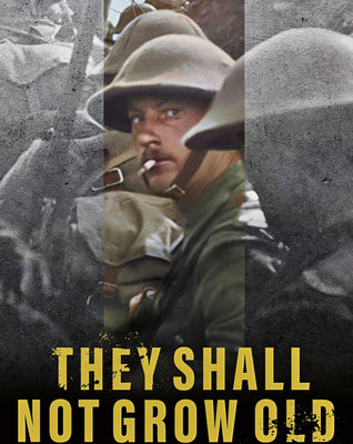 They Shall Not Grow Old (2018) [MA HD]