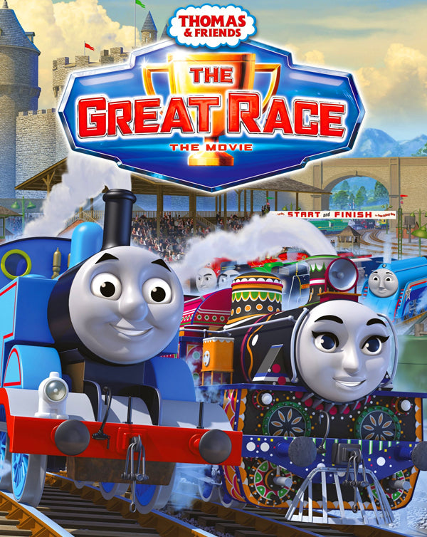 Thomas And Friends: The Great Race (2016) [iTunes HD]