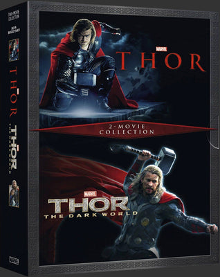Thor + Thor The Dark World Bundle 2 Movie Collection (2011,2013) [GP HD]