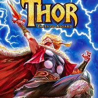 Thor Animated Movie: Tales of Asgard [Vudu HD]