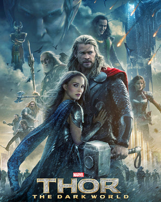 Thor The Dark World (2013) [MA HD]