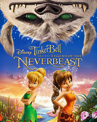 Tinker Bell And The Legend Of The Neverbeast (2014) [MA HD]