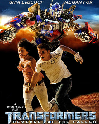 Transformers 2 Revenge of the Fallen (2009) [T2] [Vudu HD]