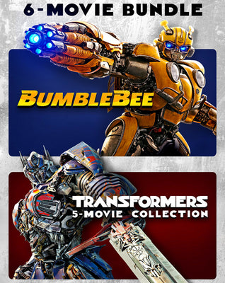 Transformers 6-Movie Complete Collection (Bundle) (2007-2018) [T1-T6] [Vudu HD]