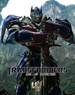Transformers Age Of Extinction (2014) [T4] [iTunes 4K]