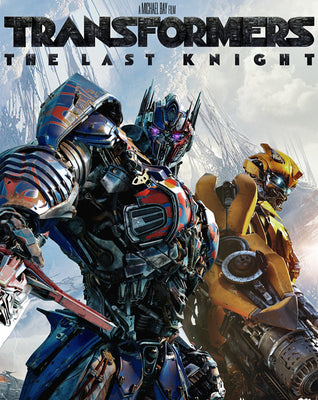 Transformers The Last Knight (2017) [T5] [iTunes 4K]