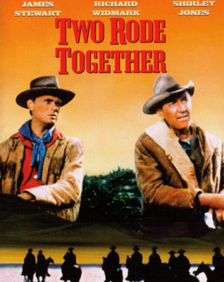 Two Rode Together (1961) [MA HD]