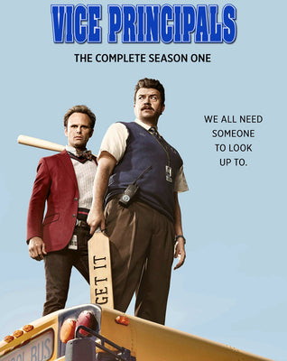 Vice Principals Season 1 (2016) [Vudu HD]