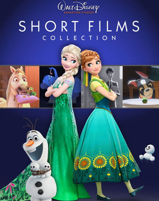 Walt Disney Animation Studios Short Films Collection (2015) [MA HD]