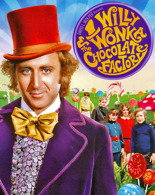 Willy Wonka and the Chocolate Factory (1971) [MA HD]