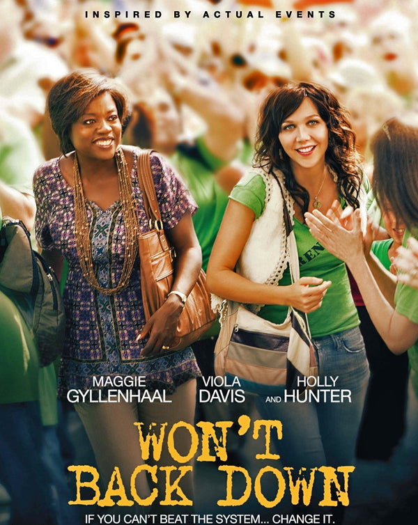 Won't Back Down HD (2012) [MA HD]
