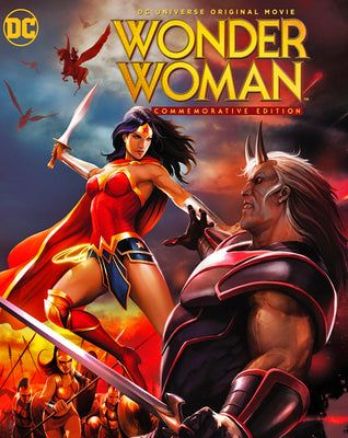 Wonder Woman - Commemorative Edition Animated (2009) [MA HD]
