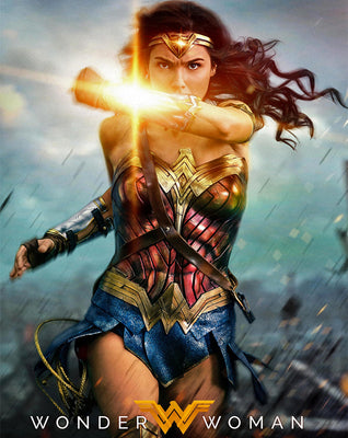 Wonder Woman (2017) [MA HD]