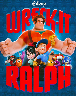 Wreck-It Ralph (2012) [GP HD]