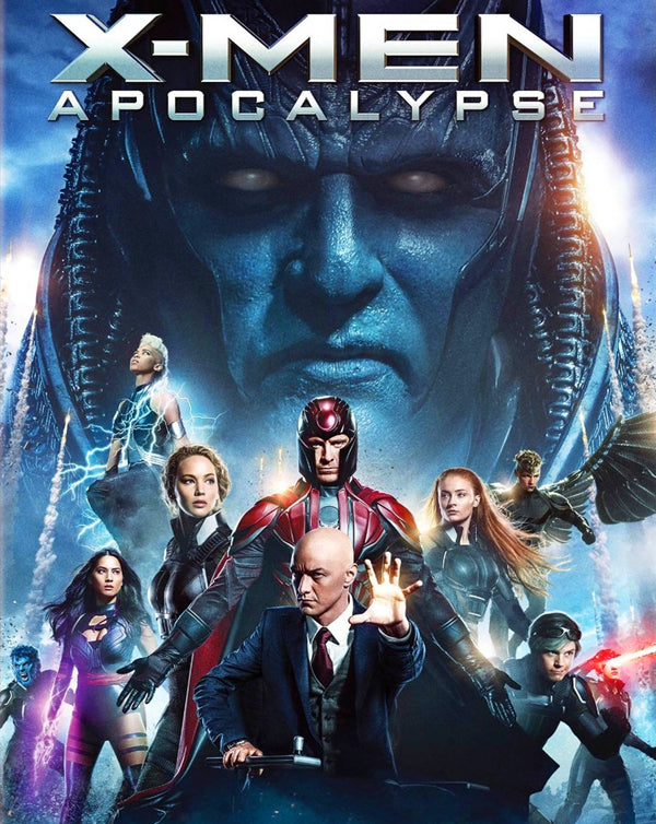 X-Men Apocalypse (2014) [MA HD]