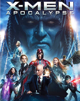 X-Men Apocalypse (2014) [Ports to MA/Vudu] [iTunes 4K]