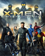 X-Men: Days Of Future Past (2014) [Ports to MA/Vudu] [iTunes 4K]