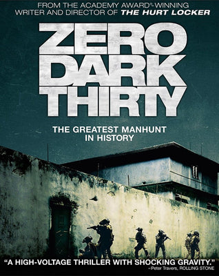 Zero Dark Thirty (2012) [MA HD]