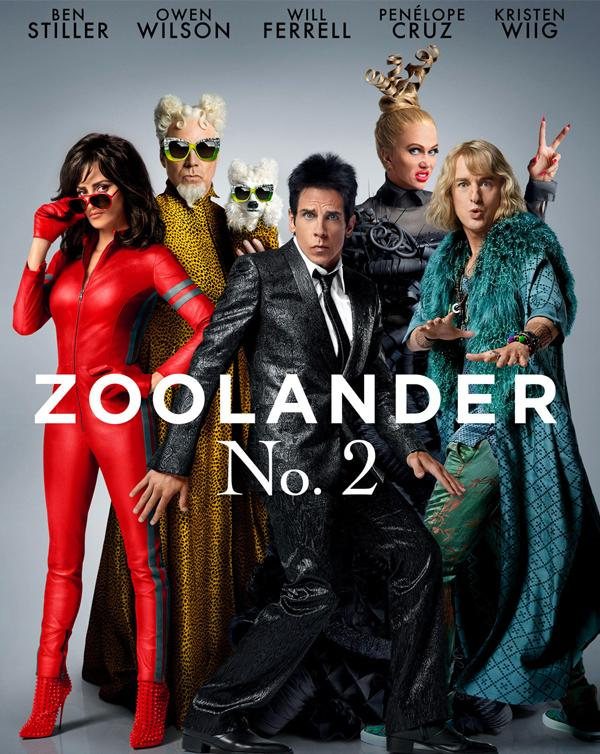 Zoolander No. 2 The Magnum Edition (2016) [iTunes HD]