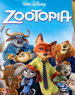 Zootopia (2016) [GP HD]