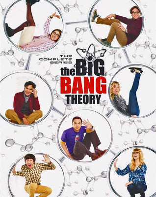 The Big Bang Theory The Complete Series (2007-2018) [Seasons 1-12] [Vudu HD]