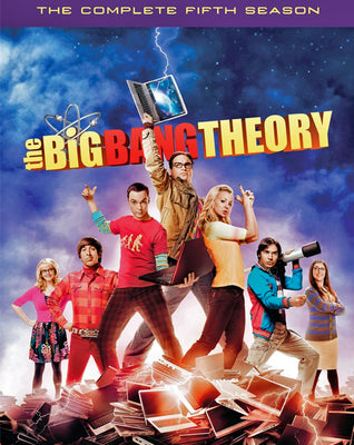 The Big Bang Theory Season 5 (2011) [Vudu HD]