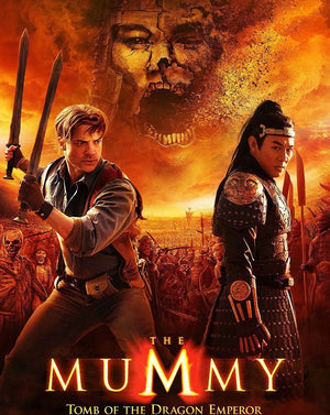 The Mummy Tomb Of The Dragon Emperor (2008) [Vudu HD]