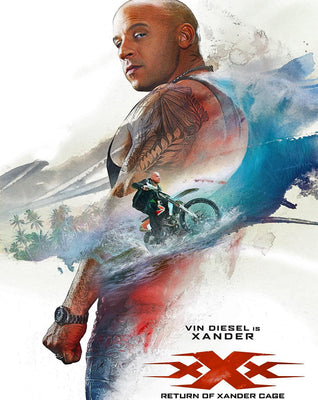 xXx The Return of Xander Cage (2017) [iTunes 4K]
