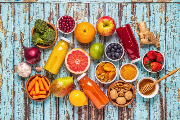 How Eating The Right Food Can Give You Optimum Nutrition