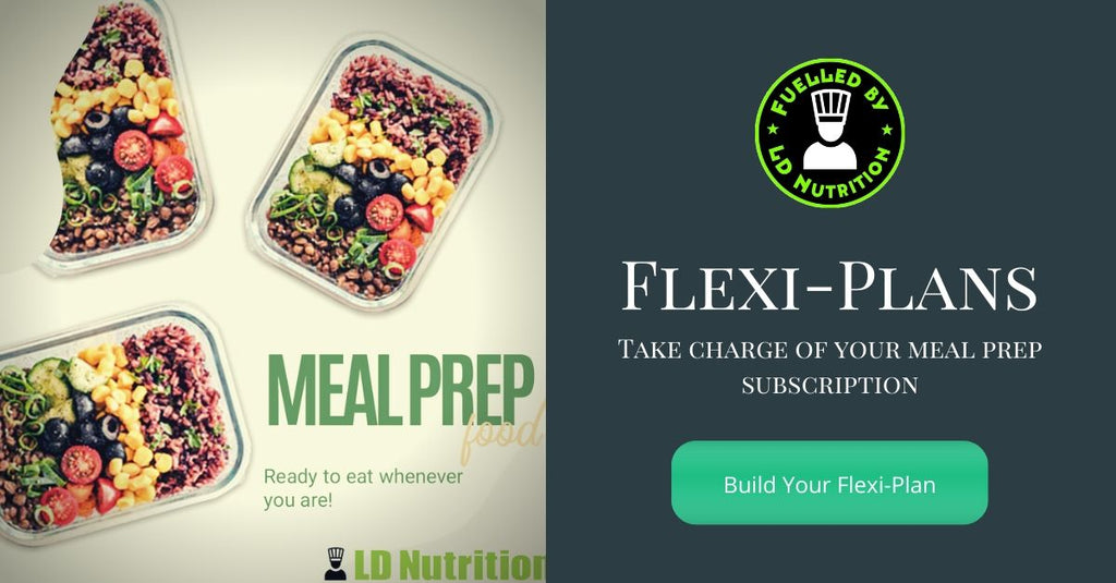 LD Nutrition Flexi-Meal Prep Plan
