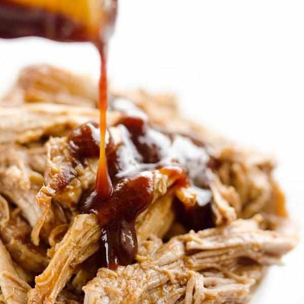 BBQ Pulled Pork Shoulder-LDNutrition