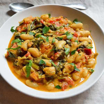 Bean & Vegetable Curry