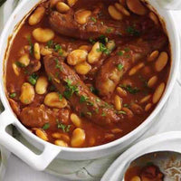 Beans and Chicken Sausage Hot Pot-LDNutrition